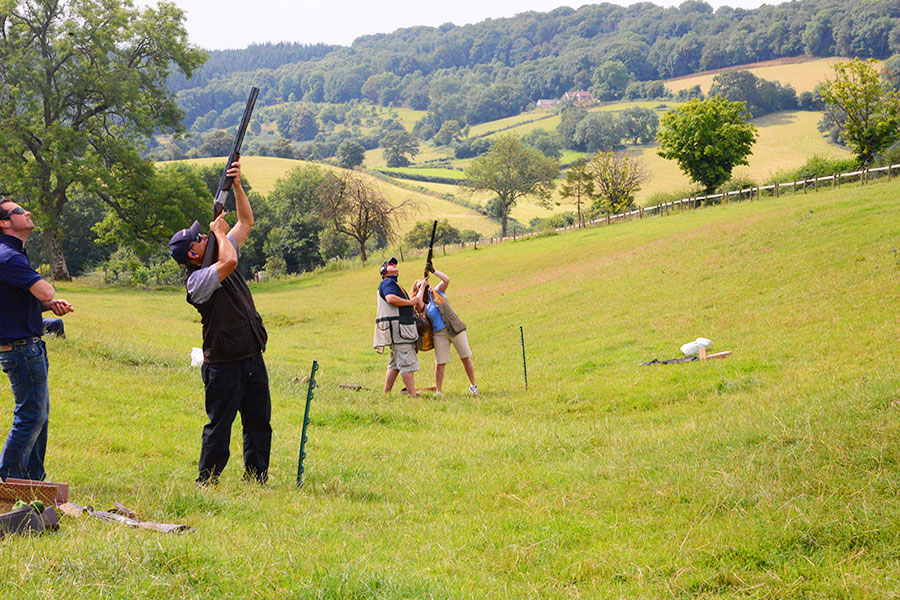 Clay Shooting School Gloucestershire